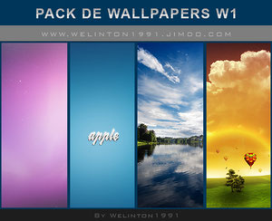 Pack De Wallpapers W1