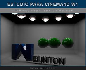 Estudio Para Cinema4D W2