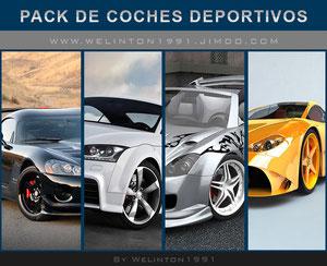 Pack De Coches Deportivos