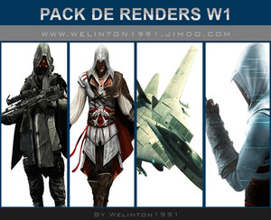 Pack De Renders W2