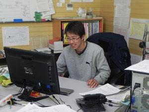 代表取締役  石田 光輝