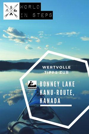 Wertvolle Tipps zur Bonney Lake Kanuroute Kanada