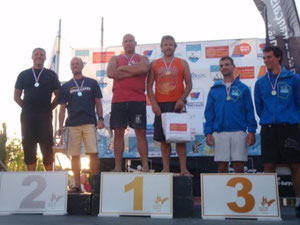 PETTILEON-TEMPEZ champions de france 2012 en oc2