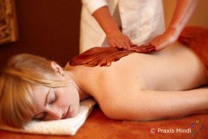 Schokoladenmassage - Physio Mindl