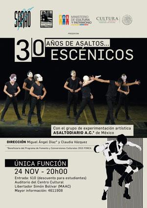 Diseño Eduardo Correa   Foto Armando Ramírez