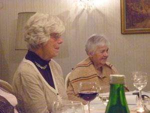 Frau Mippi und Frau Kräher