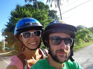 Clémence et Olivier, Source : http://kidstrotteurs.com