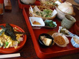 旬の御膳 1680円
