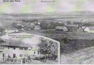 Penk um 1900