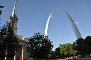 Foto del giorno: Gateway Arch - St Louis