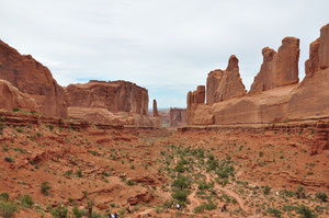 Coast to Coast USA - Arches N.P.