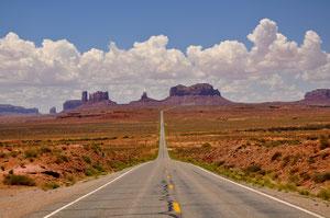 Foto del giorno: Lo spettacolo della Monument Valley