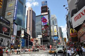 Foto del giorno: Times Square