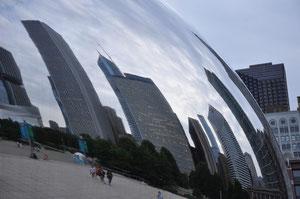 Foto del giorno: Kapoor, Millennium Park - Chicago