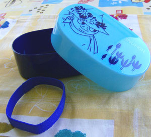 Moomin bento box