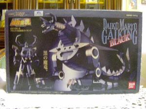 Daiko Maryo Gaiking Black GX-05B