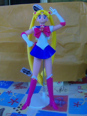 Sailor Moon Excel Doll