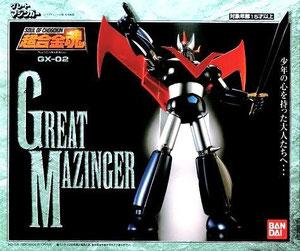 Soul of Chogokin Great Mazinger GX-02