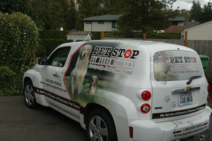 Installs Pet Stop® brand of Invisible Fence.