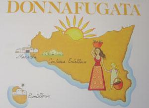 島の中央に位置するコンテッサ・エンテリーナ、そして海風が吹く島パンテレリア。