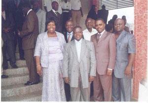 Depuis le 20 décembre 2013, GNASSE Atinèdi est élu Secrétaire Général de l'Académie Kabiyè