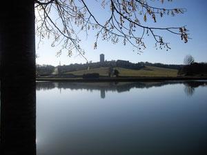 Camping gers arros - la route des bastides et castelnaux - Bassoues - Baran et Auch