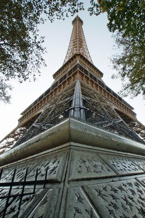 Herbstbilder  während einer Stippvisite in Paris