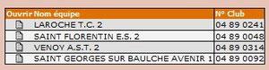 Division 2, poule C