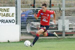 Deux buts de Verdier pour le GFCOA face à Martigues