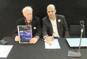 André-Jean Bonelli et Christophe di Caro