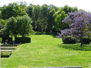 Gite et Chambres d'Hôtes Oise à la campagne avec jardin idéal pour famille et personne en déplacement professionnel
