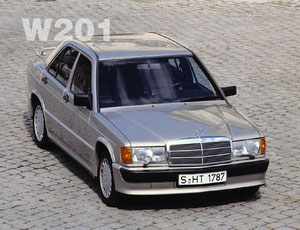 W201 在庫車リストへ・・・