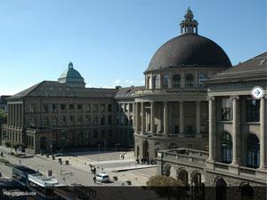 Weltweit an der Spitze: ETH Zürich