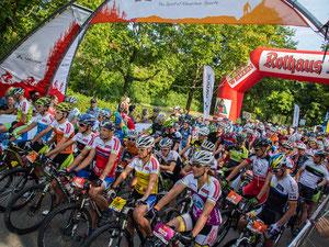Der Countdown läuft - knapp 500 Mountainbiker rocken die  9. VAUDE Trans Schwarzwald vom 13. bis 17. August 2014