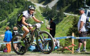 U23-Fahrer Julian Schelb ©Multivan-Merida Team/EGO-Promotion Weschta