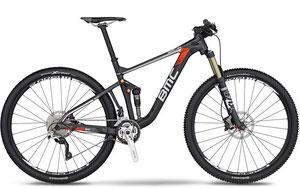 BMC Speedfox02 XT-SLX © BMC