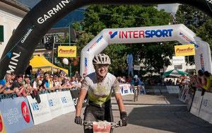 Die Tschechin Milena Cesnakova siegte auf der Extremdistanz © Martin Bihounek