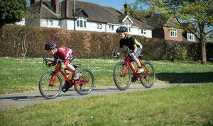 Frog Bikes macht Kinder startklar für Rennen