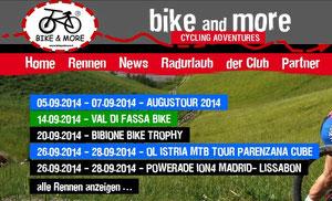 Race-Highlights von Bike& More