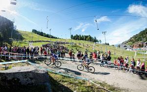 Weltcup in Méribel ©Marius Maasewerd/EGO-Promotion