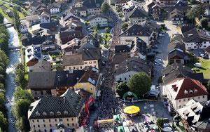 Start zum Dolomiti in Niederdorf ©Veranstalter
