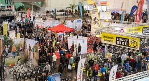 Mit Rückenwind ins nächste Jahr: Fahrrad Essen 2015 vom 26. Februar bis 1. März