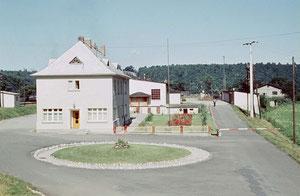 Verwaltungsgebäude Kekerbachbahn