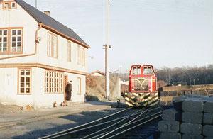 Lok 18, Stellwerksgebäude, Bf. Kerkerbach