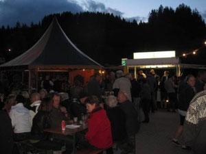 Volksfest in Rohrmoos Untertal