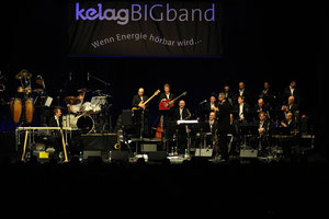 Swinging Christmas mit der KelagBIGband im Casineum Velden