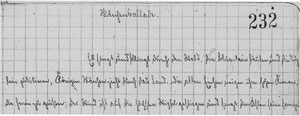 Karin Schröder/™Gigabuch Forschung/Originalhandschrift der Transkription Heft 7