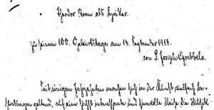 Karin Schröder/™Gigabuch Forschung/Originalhandschrift der Transkription Heft 23