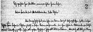 Karin Schröder/™Gigabuch Forschung/Originalhandschrift der Transkription Heft 24