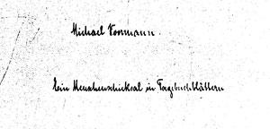 Karin Schröder/™Gigabuch Forschung/Originalhandschrift der Transkription Heft 19